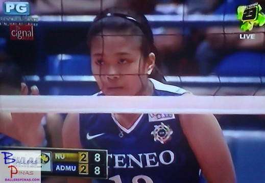 The Lady Bulldogs got the first 2 sets but the Lady Eagles stormed