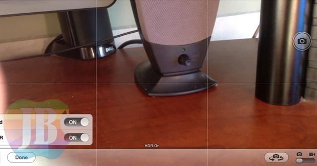Jailbreak 6.1.3 iOS 7: Cara Mengaktifkan HDR Camera di ...