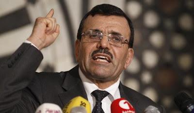 Le Premier ministre, Ali Larayedh, lors d'une conférence de presse à Tunis (Tunisie), le 29 juillet 2013.