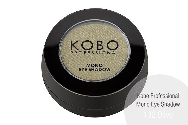 KOBO POFESSIONAL MONO EYE SHADOW 132 Olive