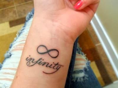 Significados de Tatuagens do Infinito