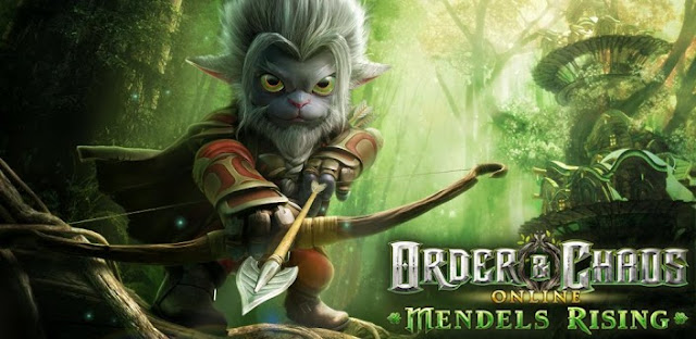Order & Chaos Online 2.1.1 APK + SD DATA Files free download for ...