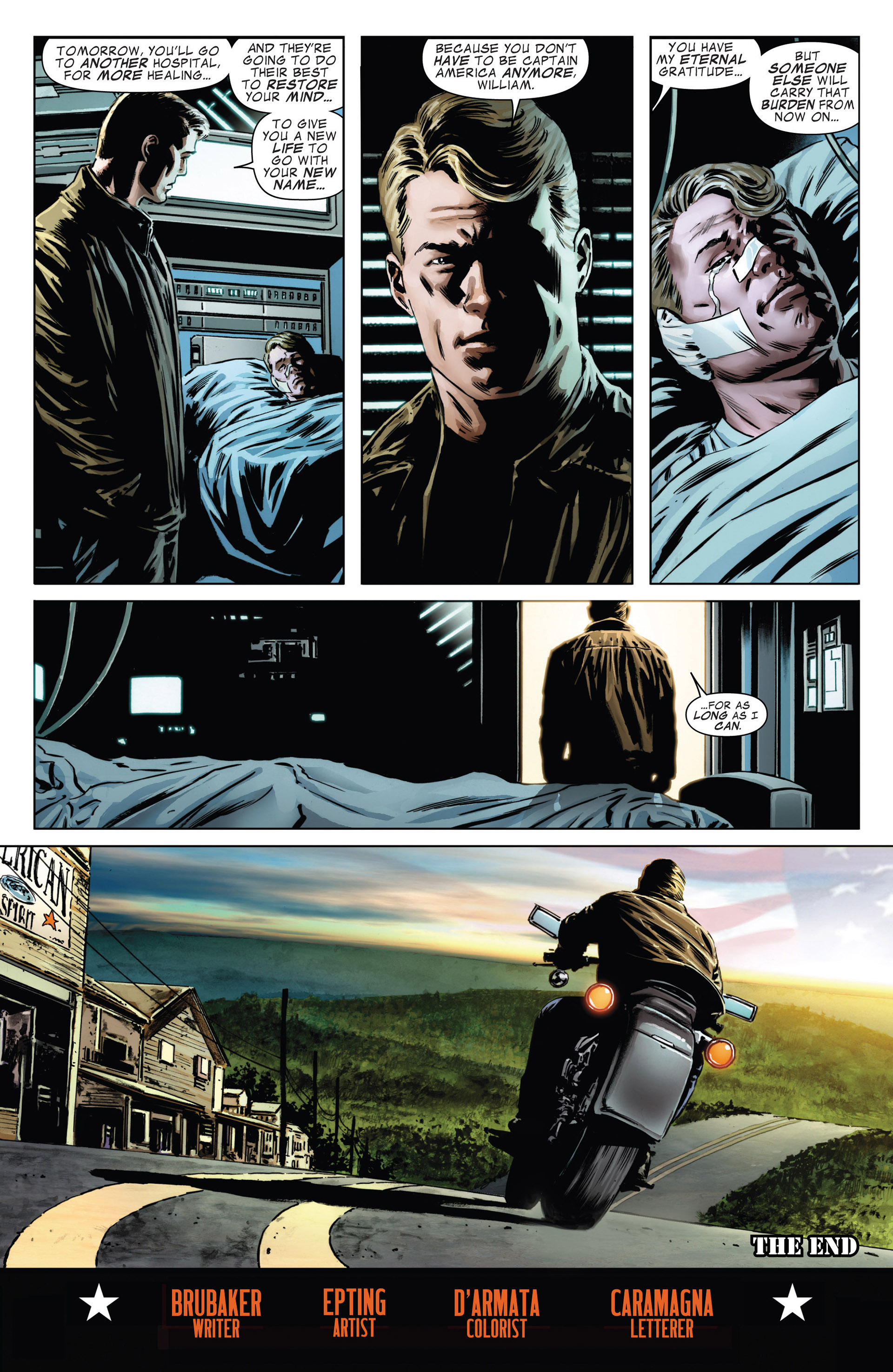 Captain America (2011) Issue #19 #19 - English 20