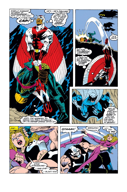 Captain America (1968) Issue #410 #359 - English 18