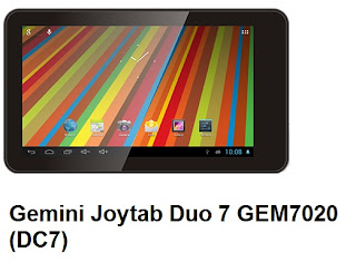 Gemini Joytab Duo 7 GEM7020 (DC7) 7-inch Android tablet