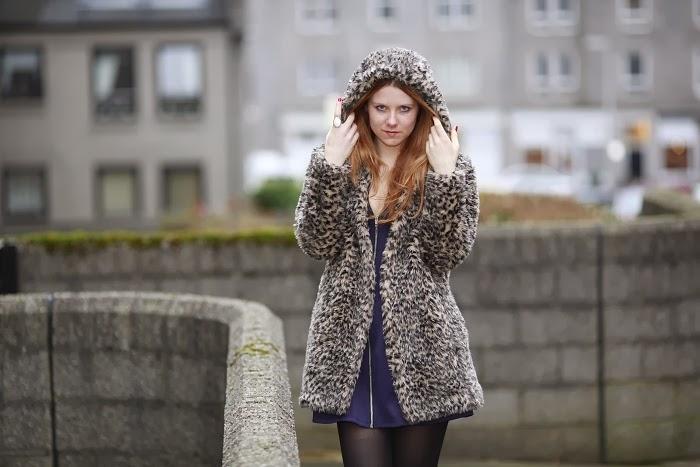 kožich, co nosit v zimě, jak se obléct do mrazu, trends 2014, winter, rain