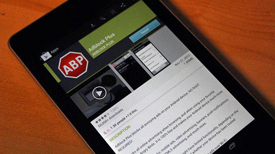 Cara Blokir Iklan Yang Mengganggu Pada Ponsel Android