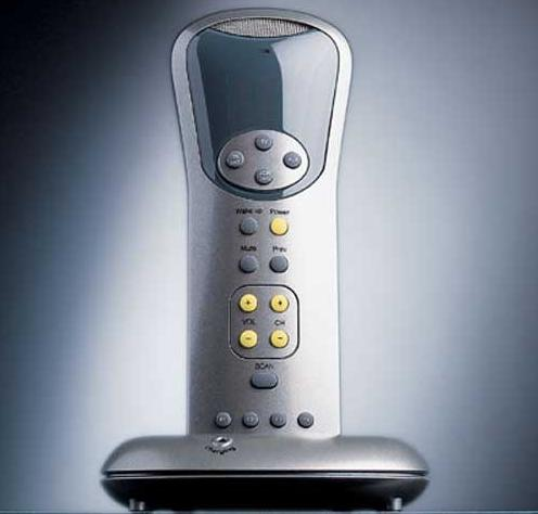 Voice Activated Device Universal Remote with LCD