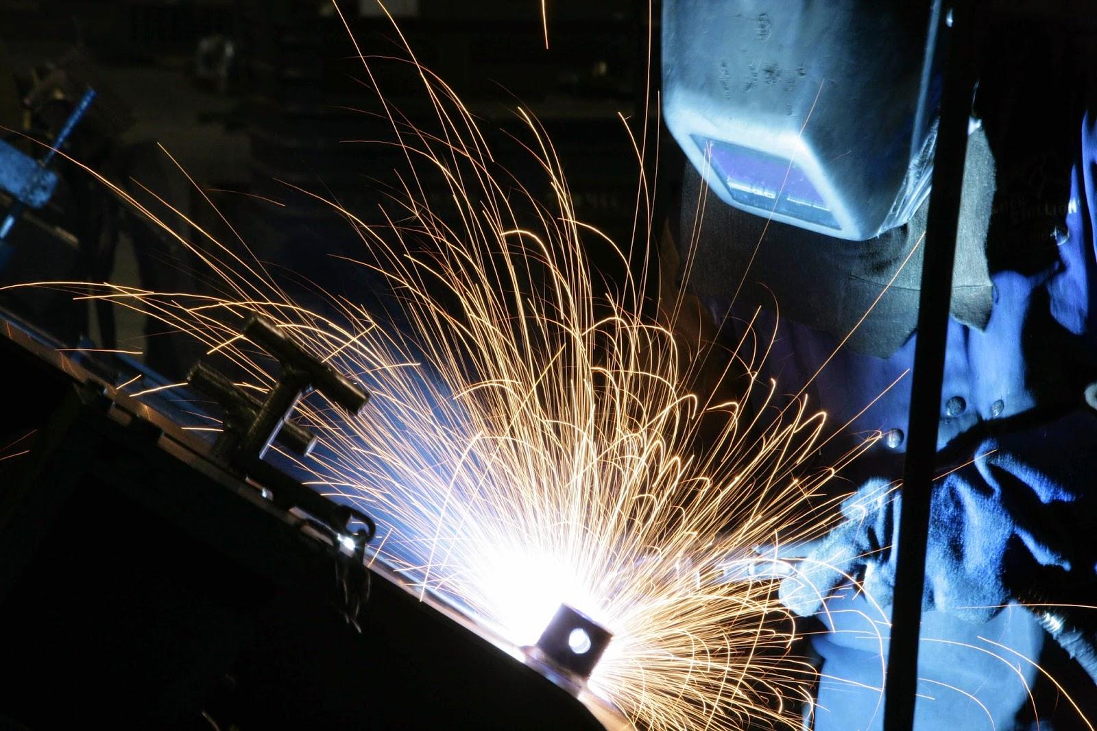 steel fabrication-welding