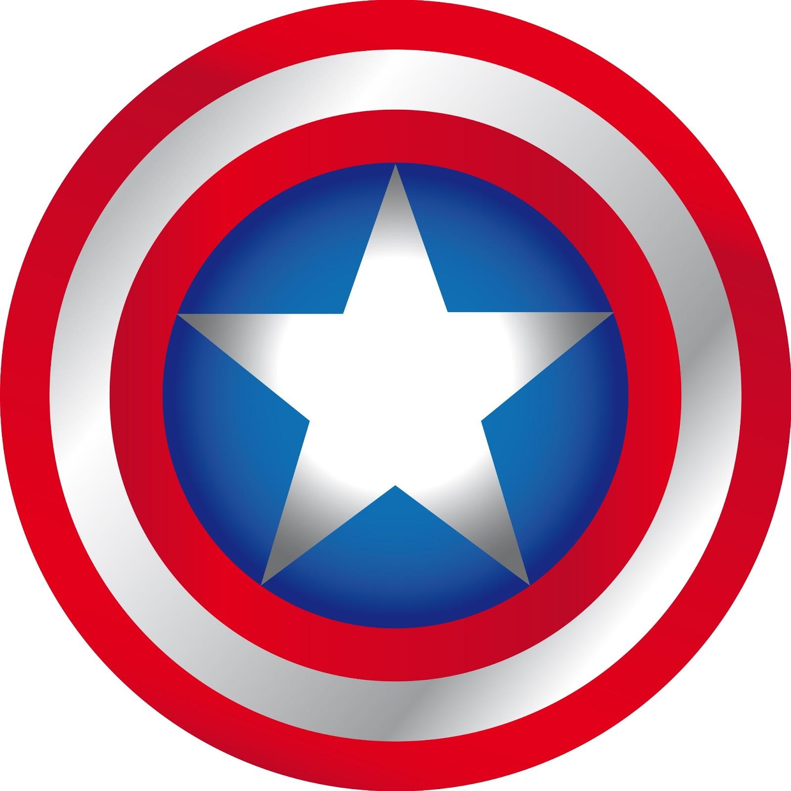 Dibujos Para Colorear Del Escudo De Capitan America ~ Ideas ...