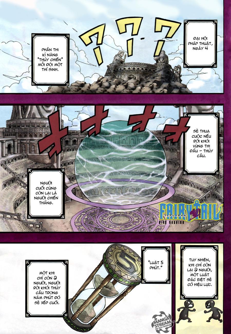 Fairy Tail chap 291 page 2 - IZTruyenTranh.com