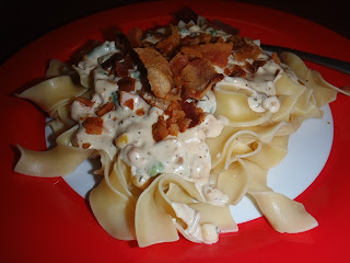 Creamy Bacon Pasta