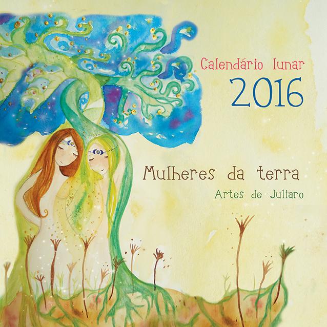 Paloma ilustrada lan amento calend rio lunar 2016 for Ciclo lunar julio 2016