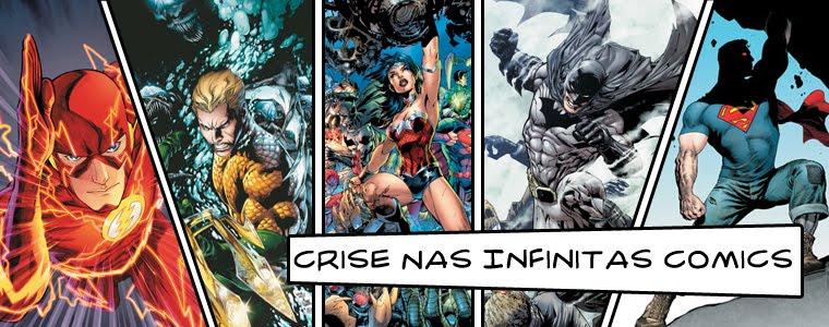 Crise Nas Infinitas Comics