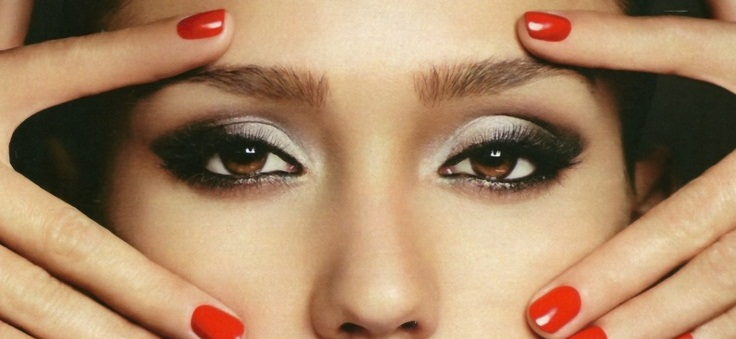 Amado Maquiagem Compulsiva: 9 Ideias de maquiagens para pele morena clara ZZ68