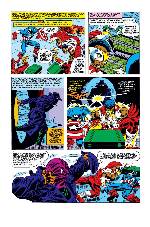 Captain America (1968) Issue #182 #96 - English 17