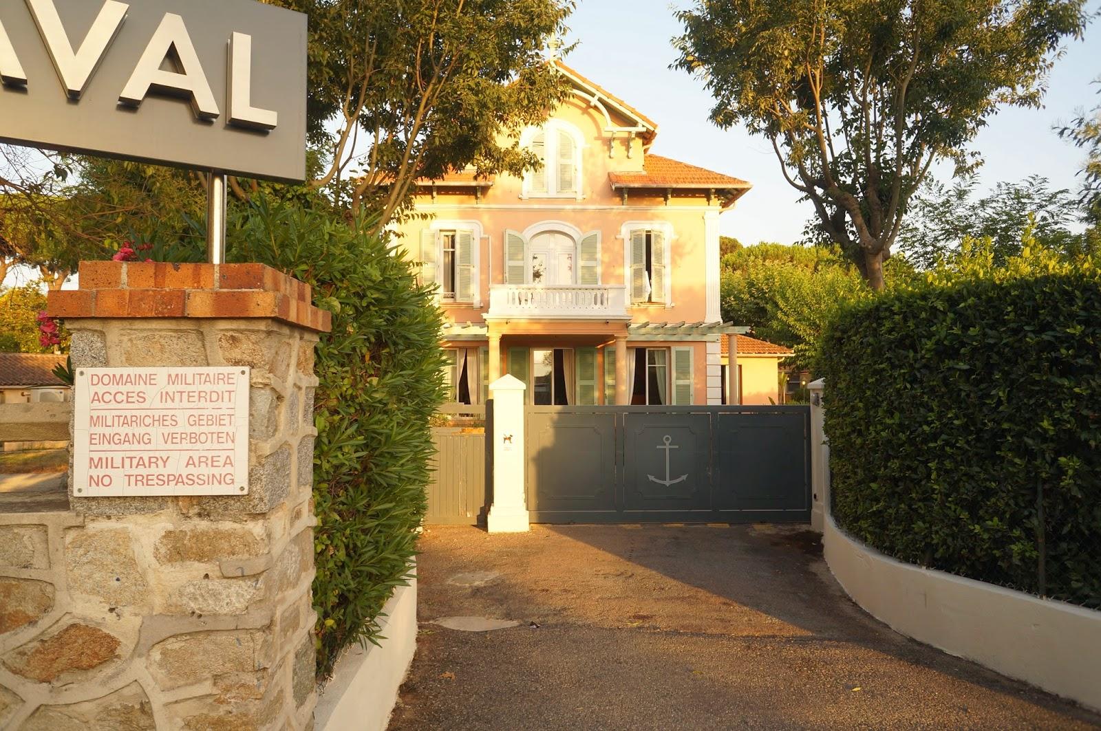 Дома Сен Тропе