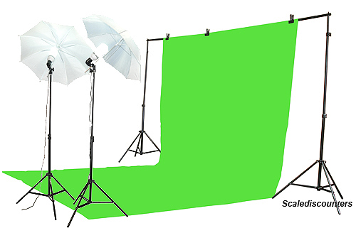 Background Kit For Photography 10x20