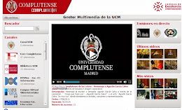 Repositorio multimedia UCM
