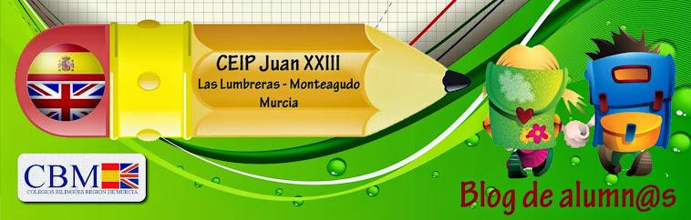 C.E.I.P JUAN XXIII  Las Lumbreras Monteagudo