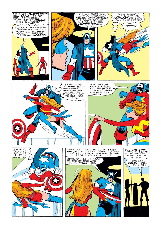 Captain America (1968) Issue #331 #260 - English 7