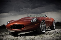 Jaguar E-Type Lightweight Speedster by Eagle