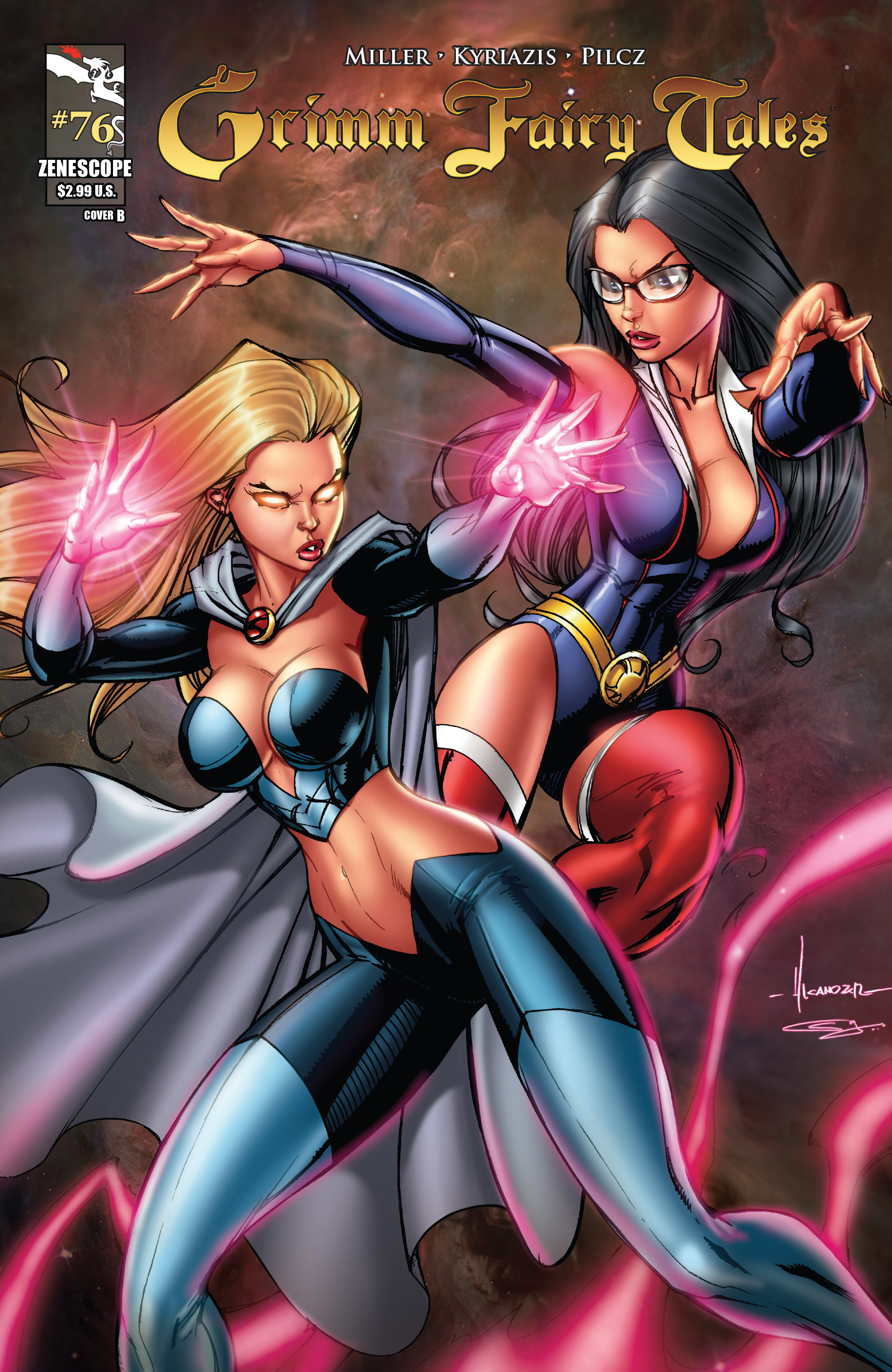 Grimm Fairy Tales (2005) Issue #76 #79 - English 1