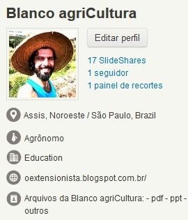 SlideShare - Blanco agriCultura