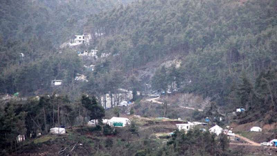 4 Jendral Rusia Tewas di Gunung Turkem Latakia