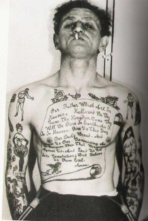 Prison Tattoos
