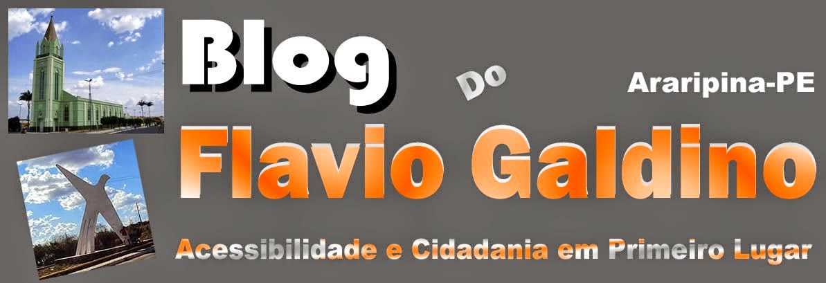 Blog do Flávio Galdino