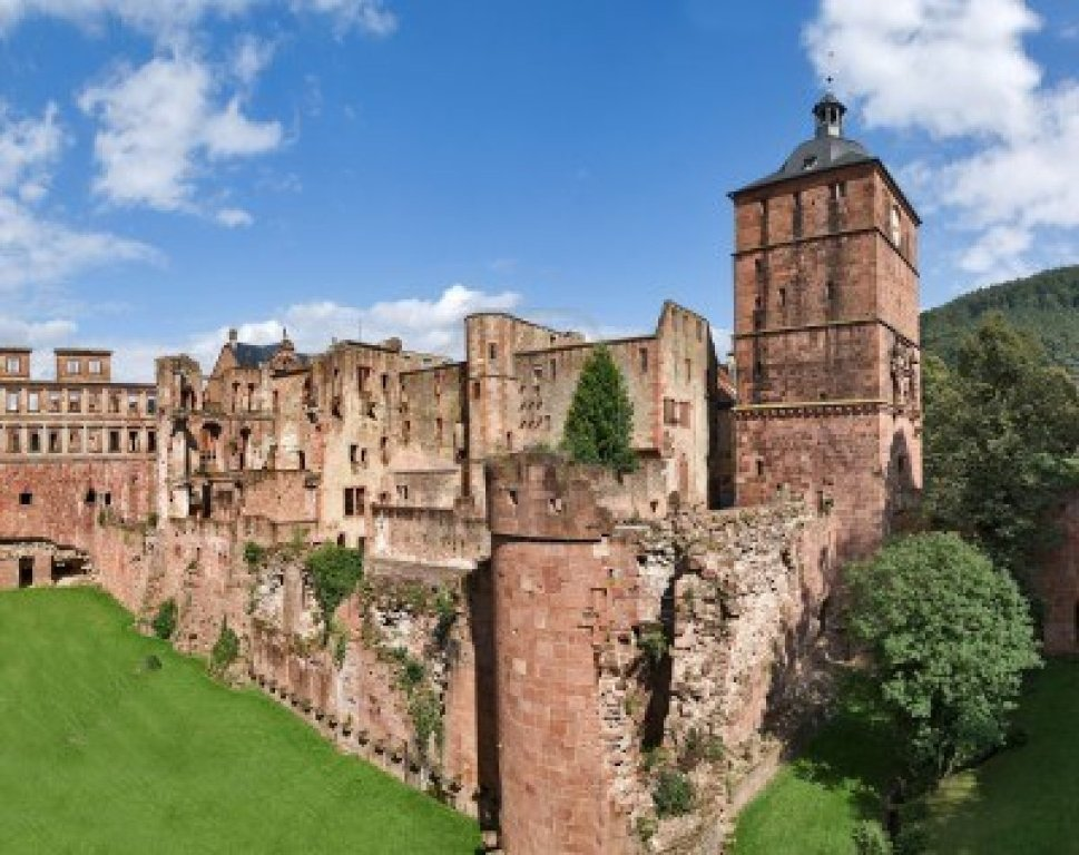 Full Picture Heidelberg Germany