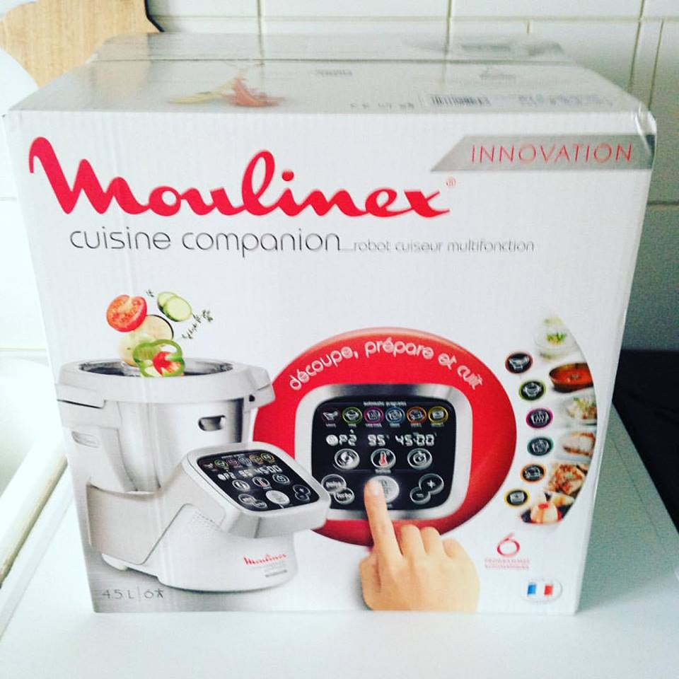 Les mamans testent attention companion en cuisine for Cuisine companion