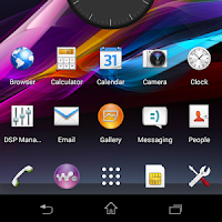 Download CM11 CM10 Sony XPERIA Z theme Apk