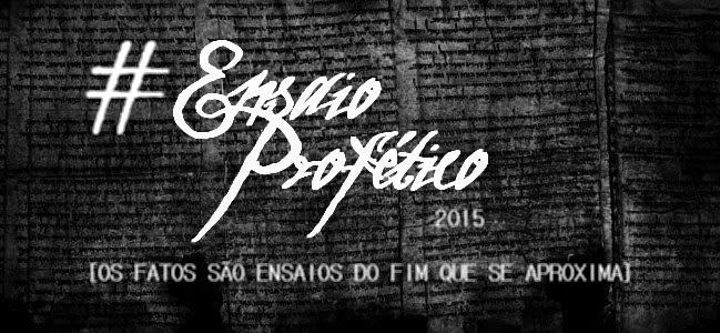 #EnsaioProfético