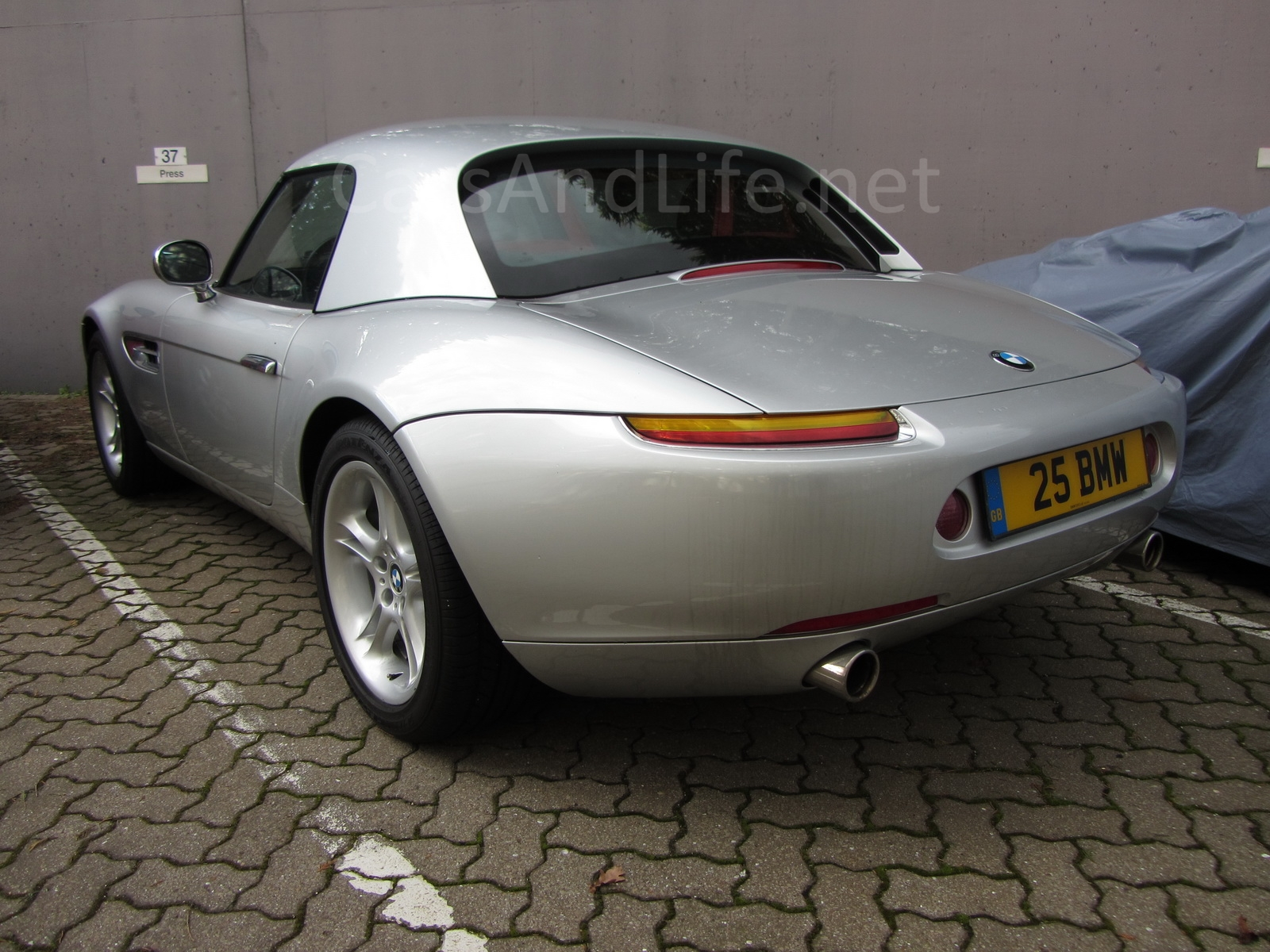 Whatwasthatcar Wwtcar Com James Bond S Car Bmw Z8
