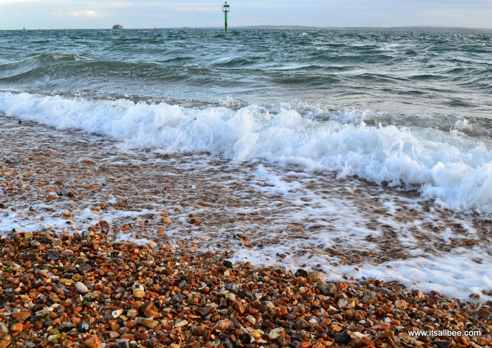 Southsea beach - Portsea Island - Portsmouth