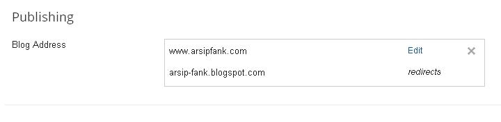 Beli domain namecheap dan setting ke blogspot