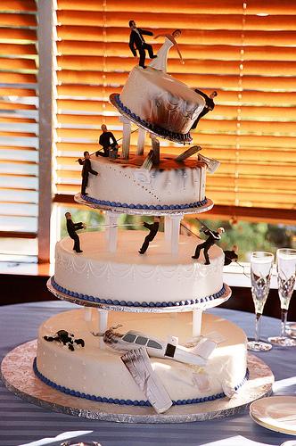 Los novios más jóvenes quieren romper con el esquema típico de las celebraciones de boda y es por eso que buscan ideas innovadoras para hacer que sus bodas