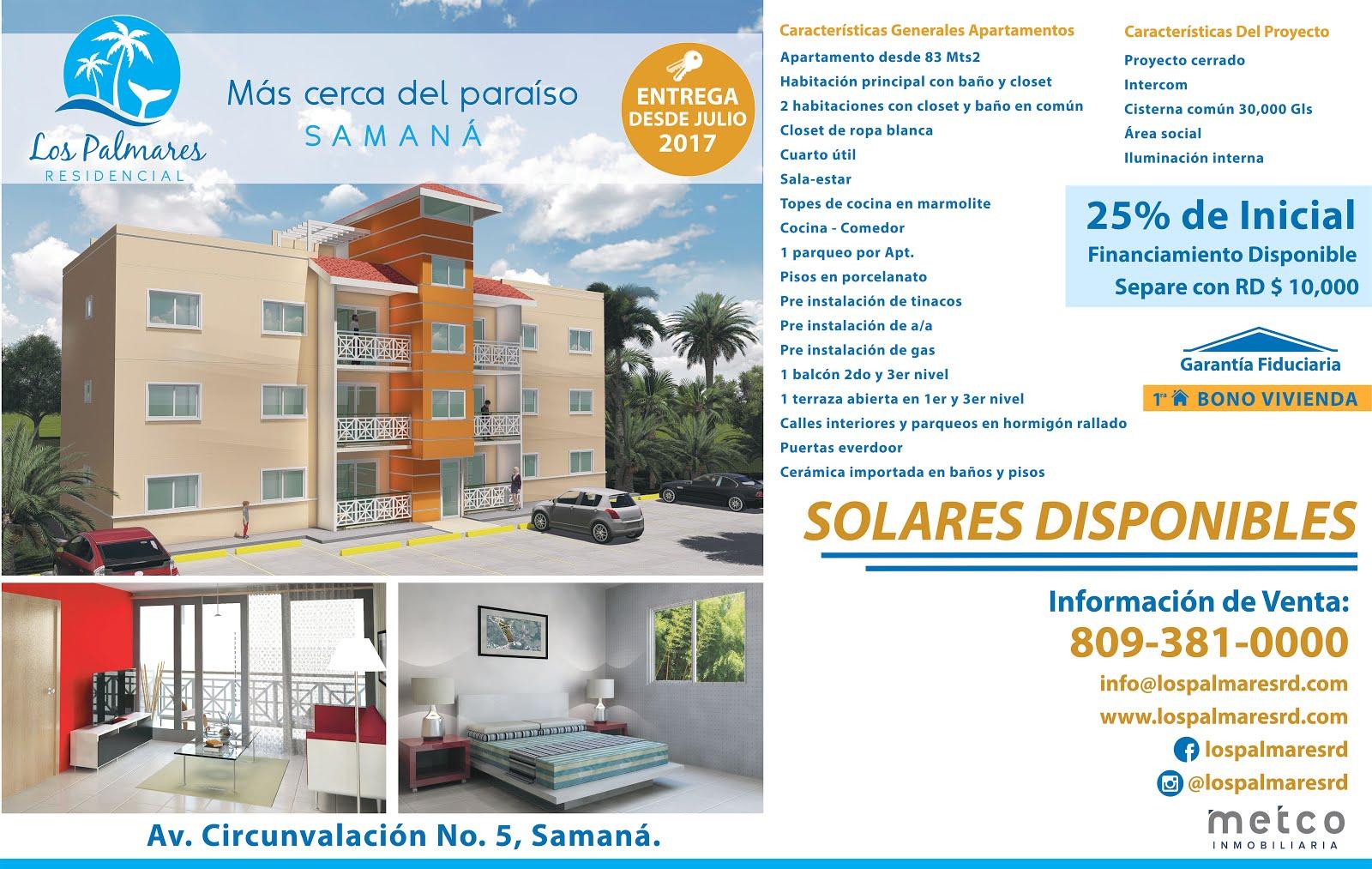 Residencial Los Palmares