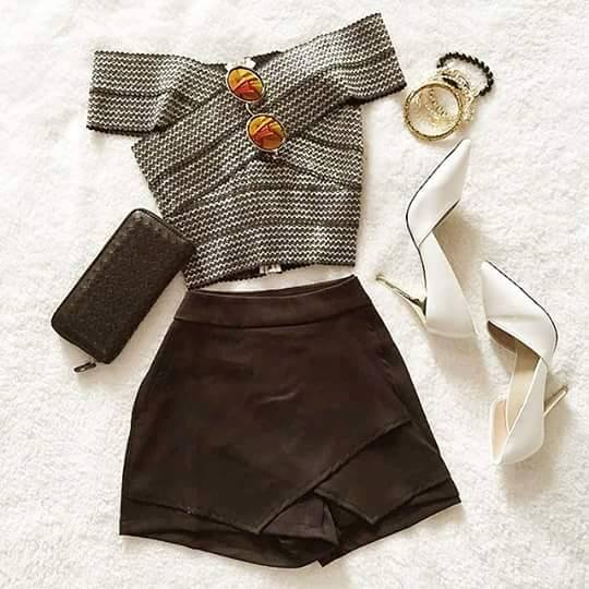 Five Outfits Ideas For Parties   Outfits