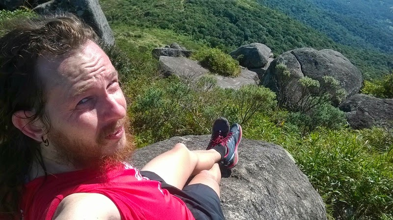 Morro do Anhangava em rodada dupla - Trail Running