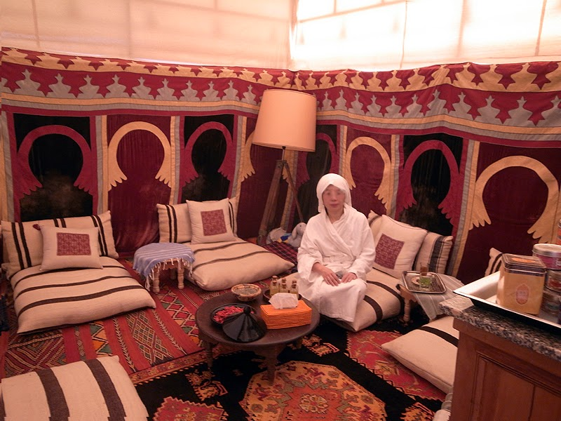 Saloon in hamam