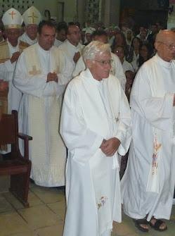 PÁROCO - PARÓQUIA IMACULADA CONCEIÇÃO DE MARIA - JOÃO XXIII