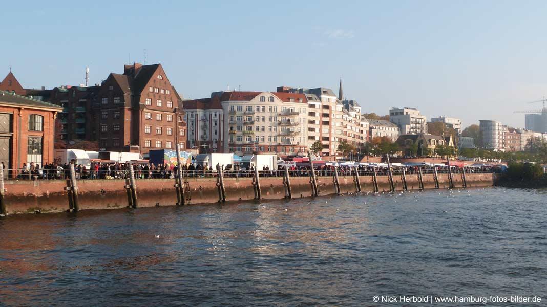 Hamburg Sehenswürdigkeiten Top 10 - Fischmarkt