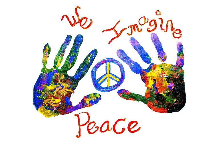 Canvas Atelier: We Imagine Peace - World Peace Project