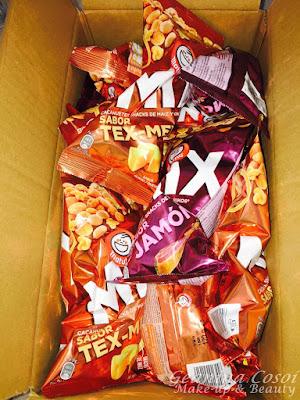 Colaboración Youz & Matutano, Matumix sabor Tex-Mex y Jamón
