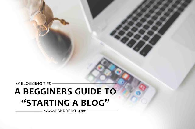 Cara Mudah Membangun Sebuah Blog Untuk Pemula