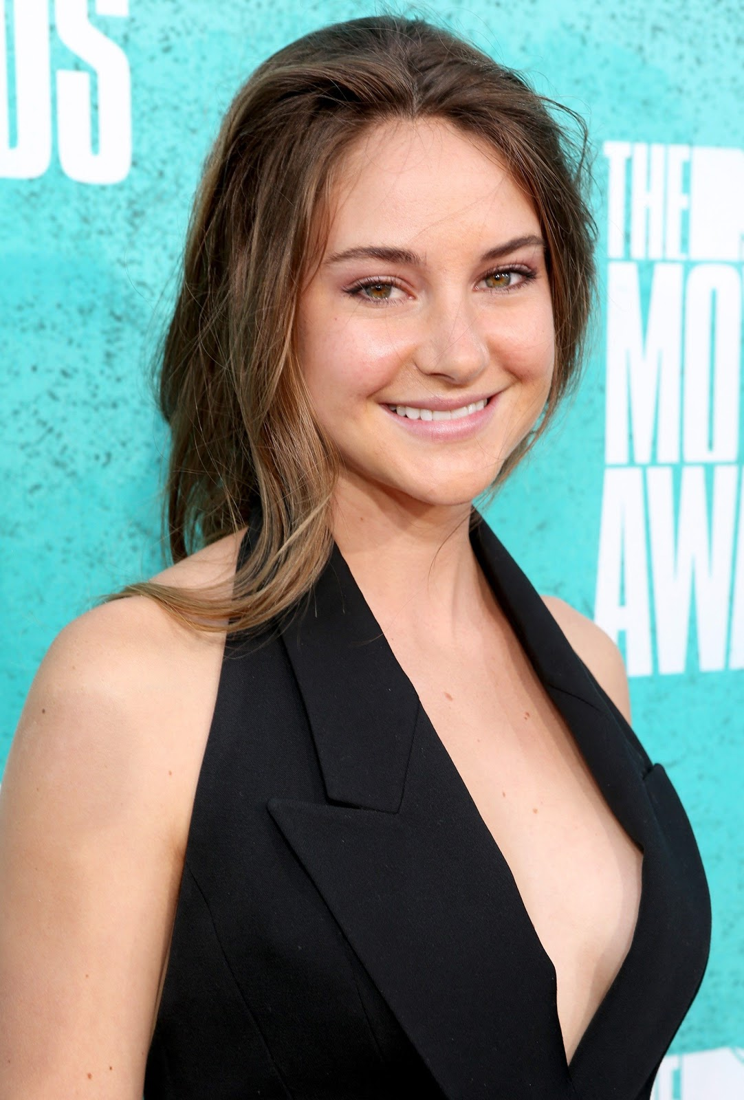 Shailene Woodley   who just booked the coveted role of Mary Jane in    Shailene Woodley Slip