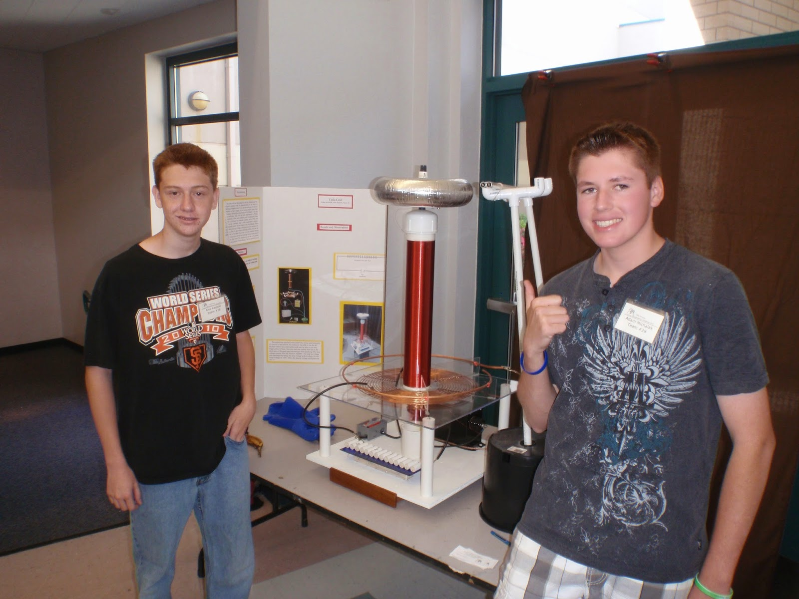 7th Annual Folsom High Physics And Engineering Challenge April 11